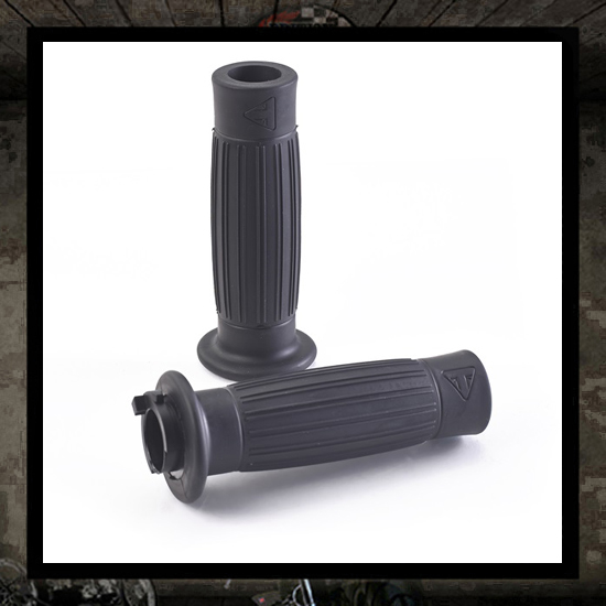 balloon grip kit, 22 mm black - new Triumph 2016 >